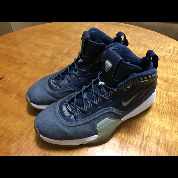 premium selection bcc8e d3c61 Nike Air Pippen 6 Denim. M 5b57f19a1b16db1b55d759d3